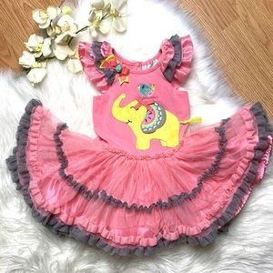 Emily Rose Tutu Dress 2T
